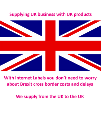 Supplying UK business with UK product